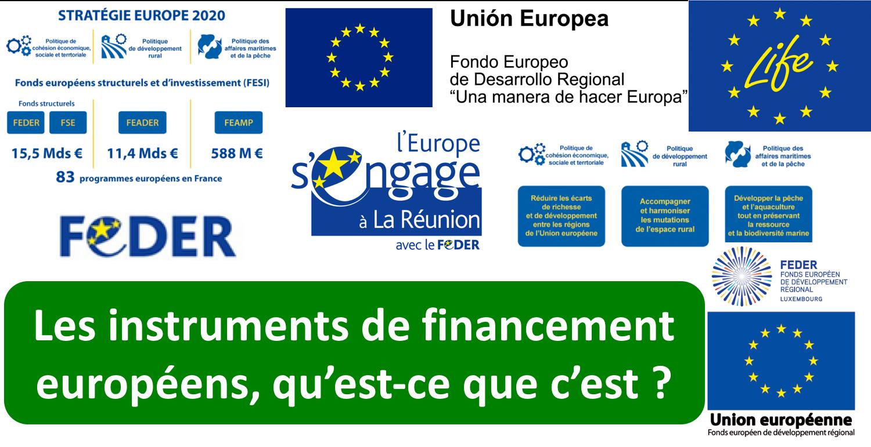 Les instruments de financement europ ens qu est ce que c est cooperation - Qu est ce que le syndic ...