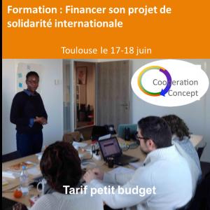 formation financement de projet petit budget