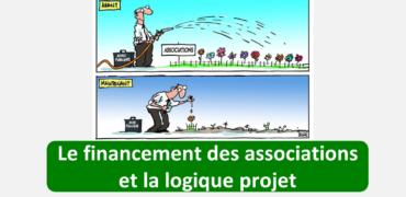 Le financement des associations et la logique projet