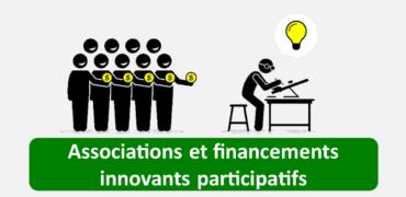 Associations et financements innovants participatifs
