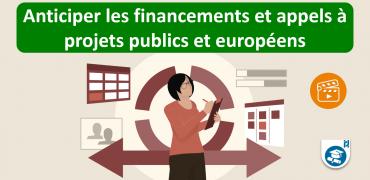 Anticiper les financements et appels à projets publics et européens