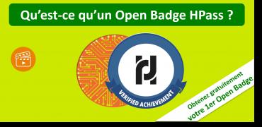 Qu'est-ce qu'un Open Badge HPass ?